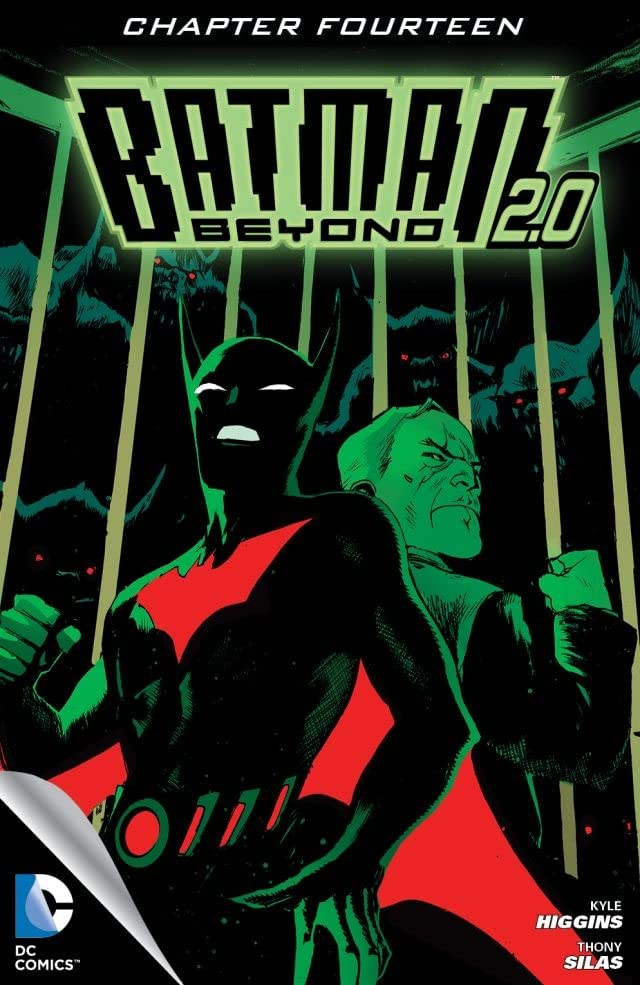 Batman Beyond 2.0 (2013-2014) #14