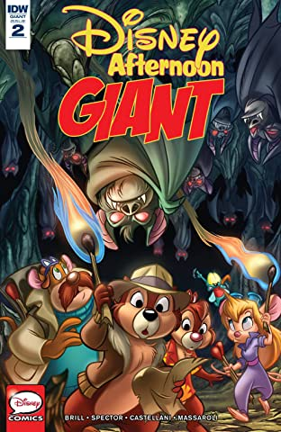 Disney Afternoon Giant No.2