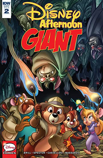 Disney Afternoon Giant #2