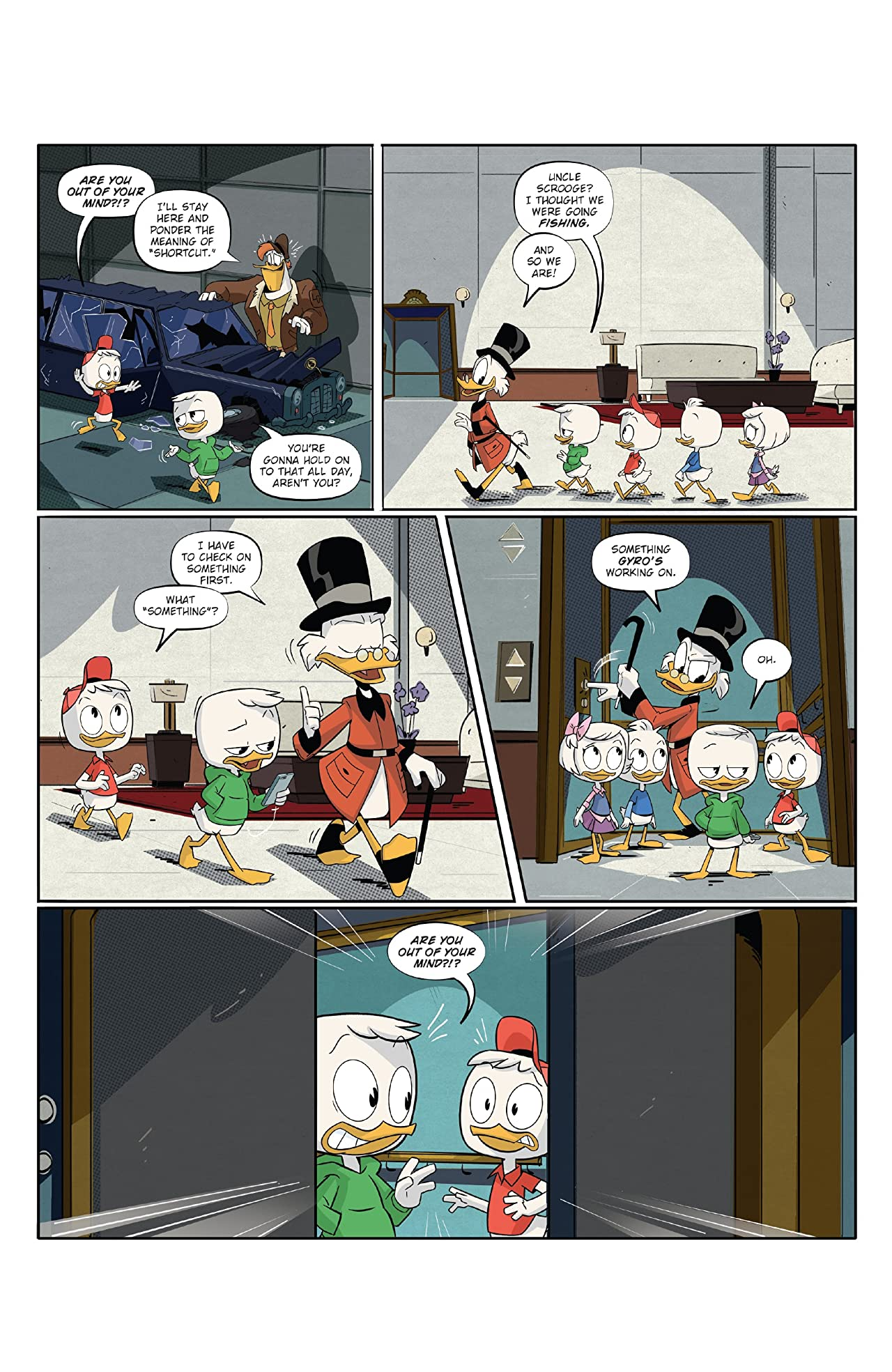 DuckTales No.16