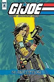 G.I. Joe: A Real American Hero: Silent Option #4 (of 4)