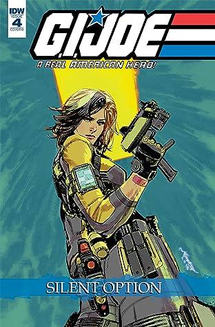 G.I. Joe: A Real American Hero: Silent Option No.4 (sur 4)