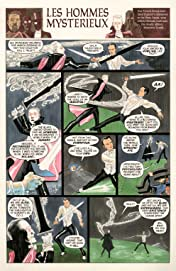 The League of Extraordinary Gentlemen: The Tempest No.4 (sur 6)