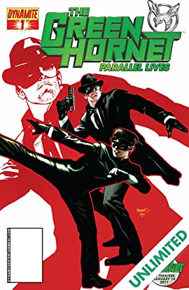 The Green Hornet: Parallel Lives #1