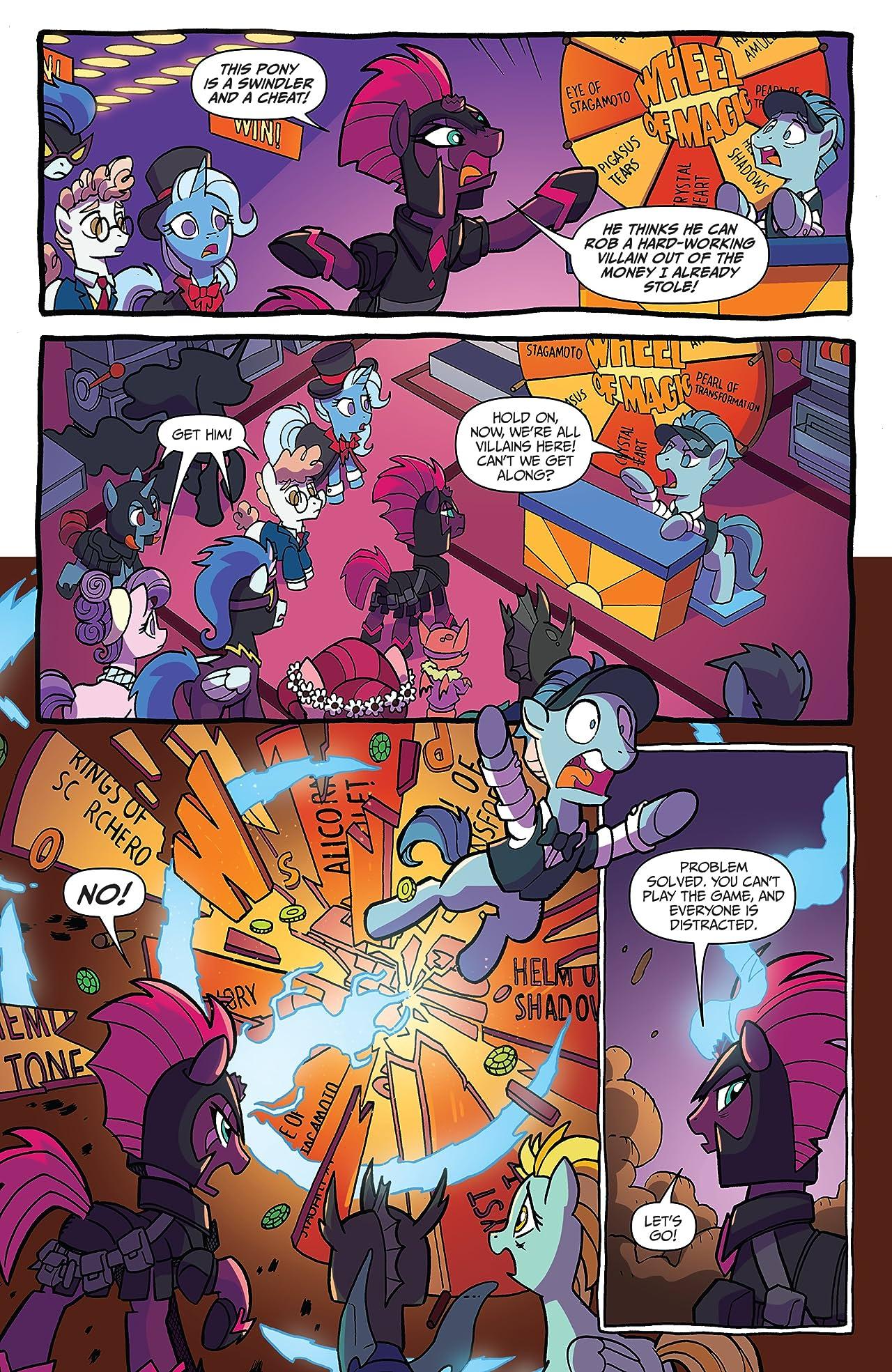 My Little Pony: Nightmare Knights #3