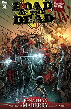 Road of the Dead: Highway to Hell No.3