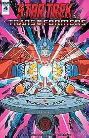 Star Trek vs. Transformers #4 (of 5)