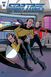 Star Trek: The Next Generation: Terra Incognita #6