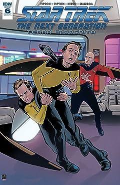 Star Trek: The Next Generation: Terra Incognita #6