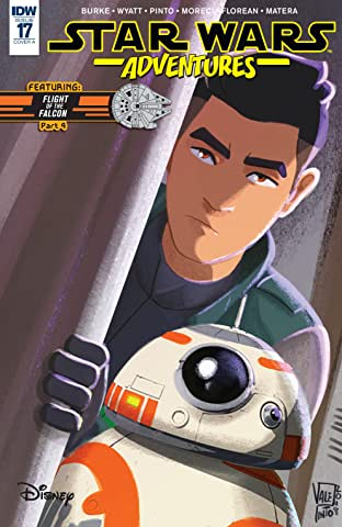 Star Wars Adventures (2017-2020) No.17
