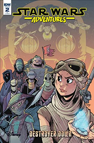 Star Wars Adventures: Destroyer Down #2