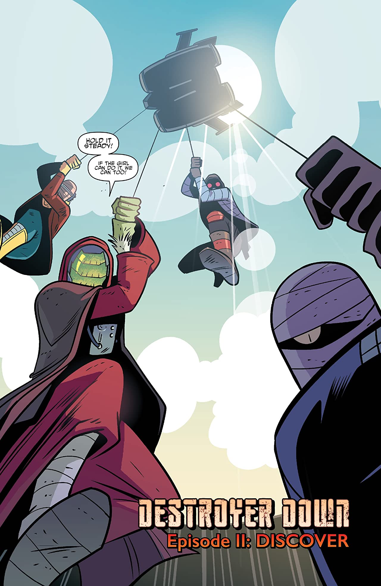 Star Wars Adventures: Destroyer Down #2