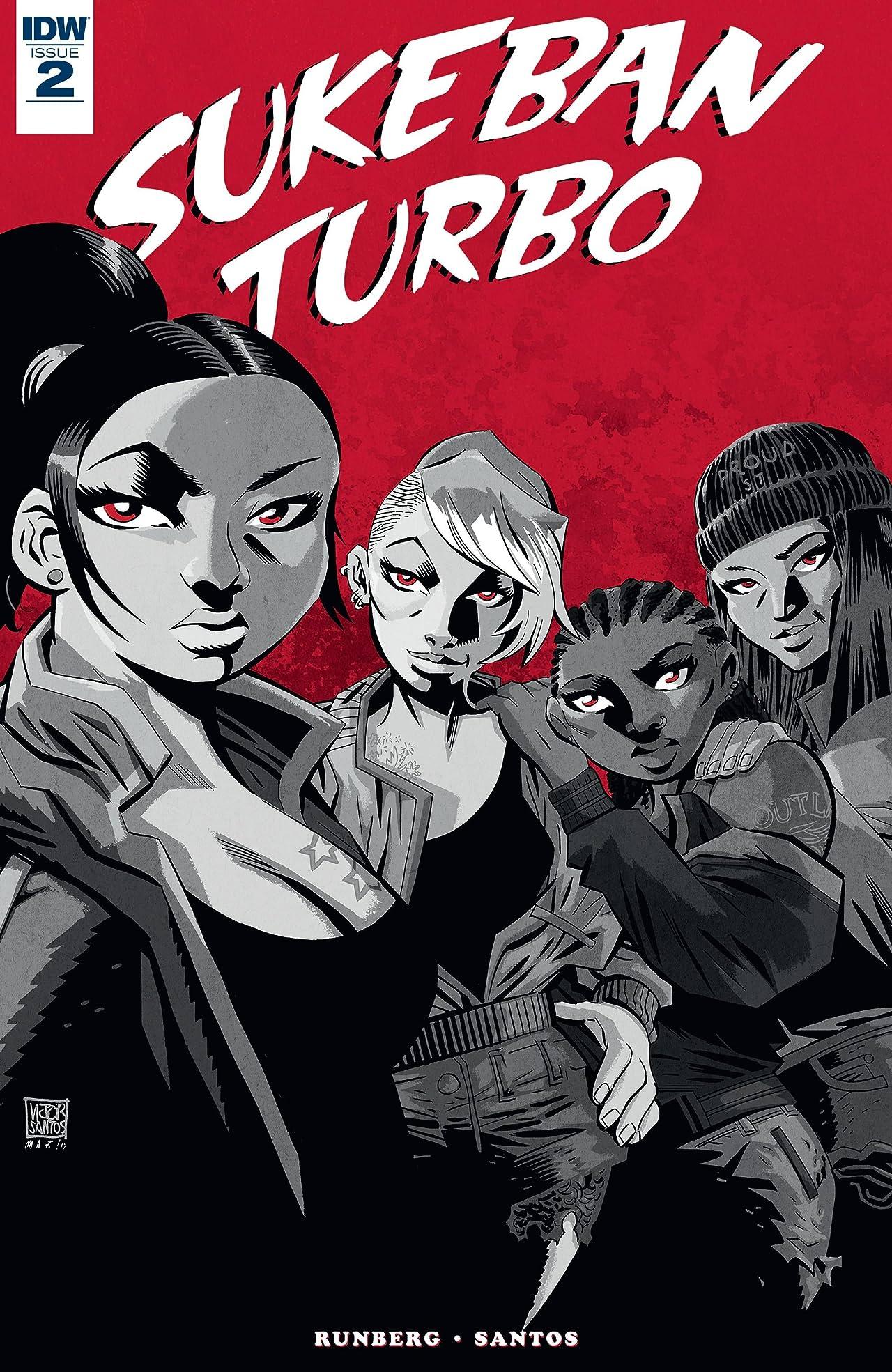 Sukeban Turbo #2