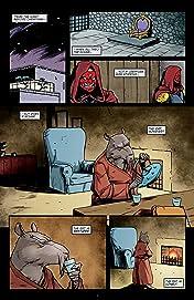 Teenage Mutant Ninja Turtles #89