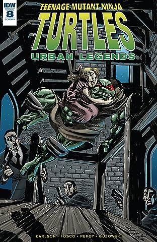Teenage Mutant Ninja Turtles: Urban Legends No.8