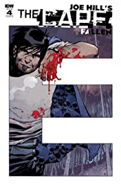Joe Hill's The Cape: Fallen #4 (of 4)