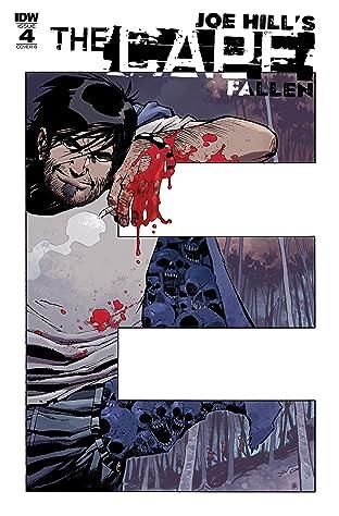 Joe Hill's The Cape: Fallen #4 (of 4)