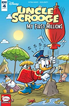 Uncle Scrooge: My First Millions #4 (of 4)