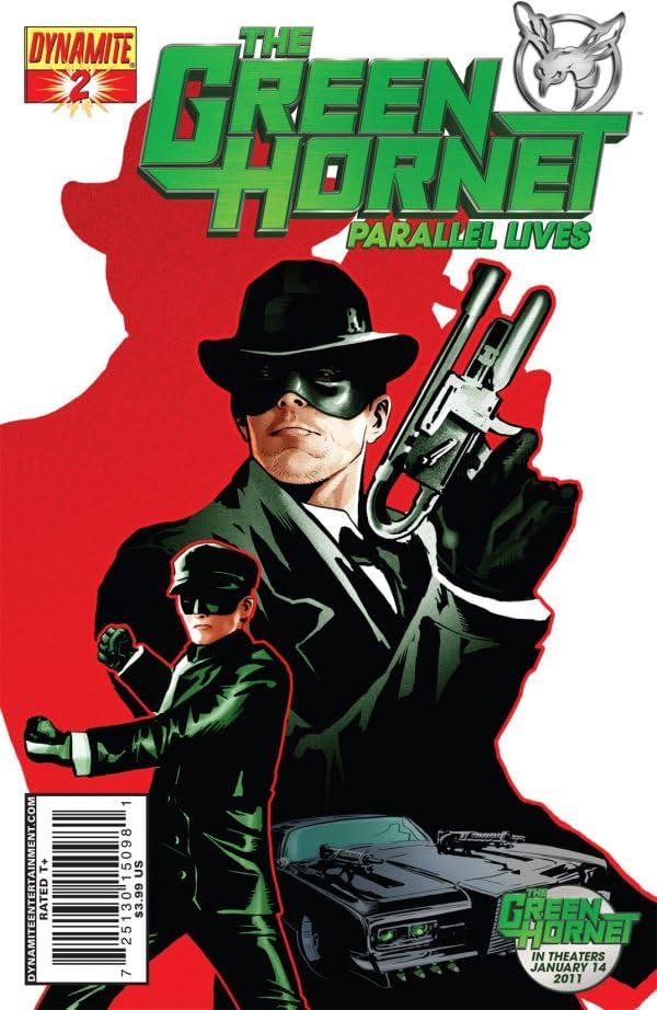 The Green Hornet: Parallel Lives #2