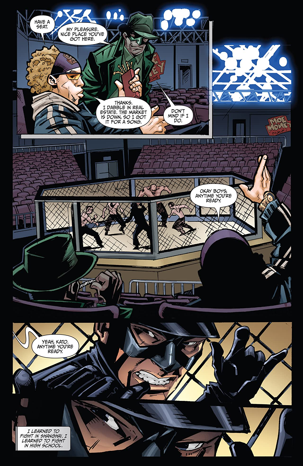 The Green Hornet: Parallel Lives #2