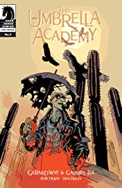Umbrella Academy: Hotel Oblivion No.3