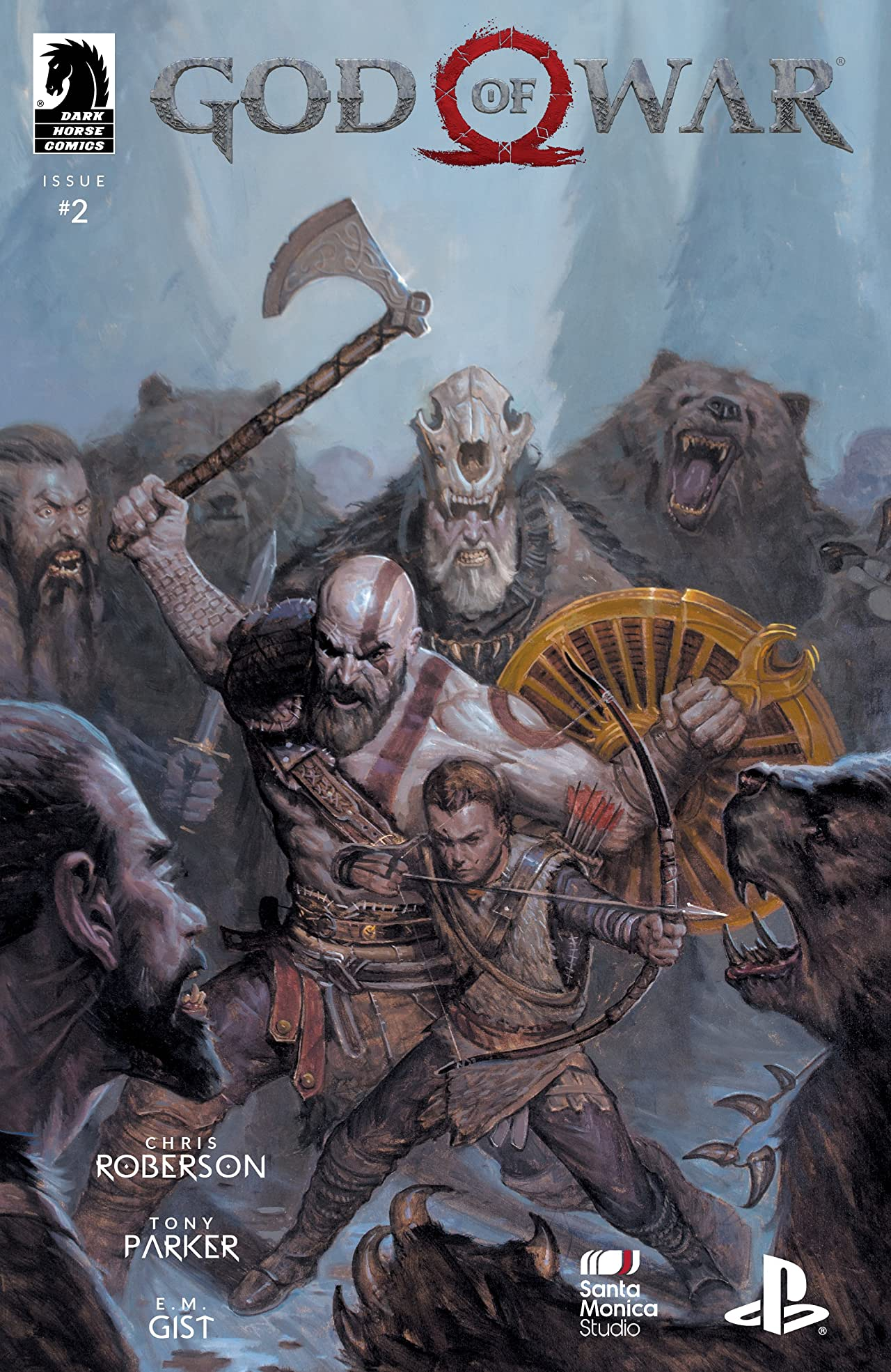 God of War No.2
