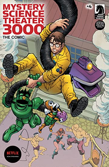 Mystery Science Theater 3000  No.4