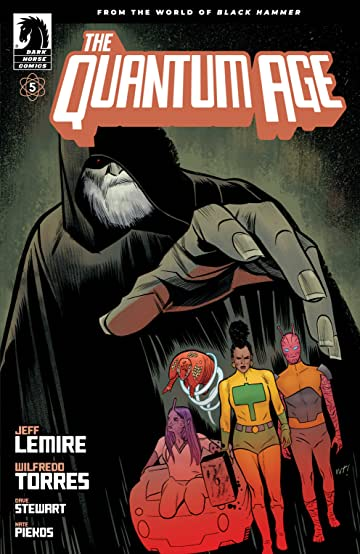 Quantum Age: From the World of Black Hammer  #5