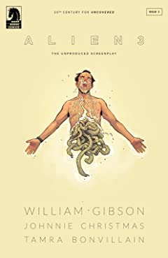 William Gibson's Alien 3  #2