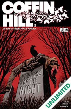 Coffin Hill (2013-2015) #5
