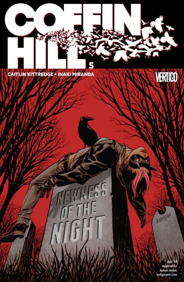 Coffin Hill (2013-) #5