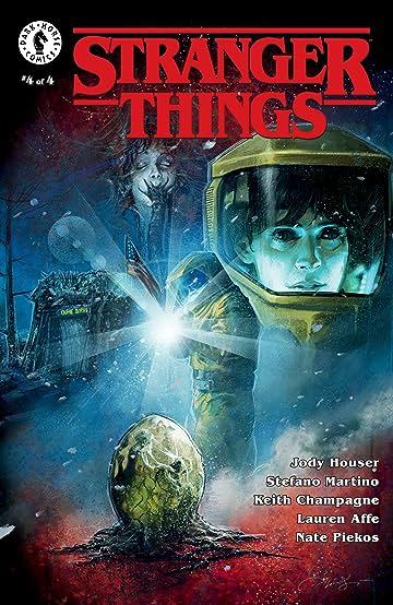 Stranger Things No.4