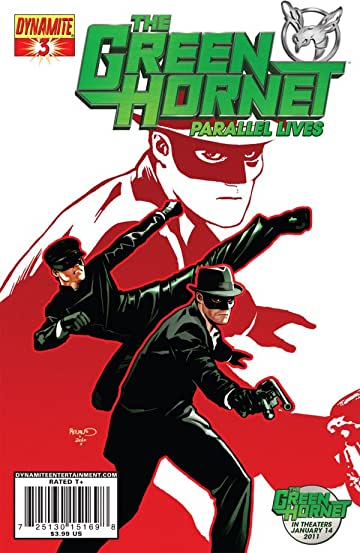 The Green Hornet: Parallel Lives #3