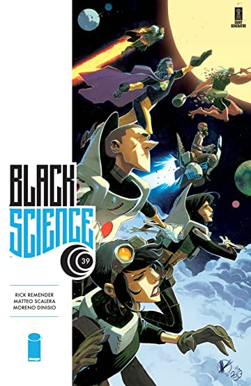 Black Science No.39