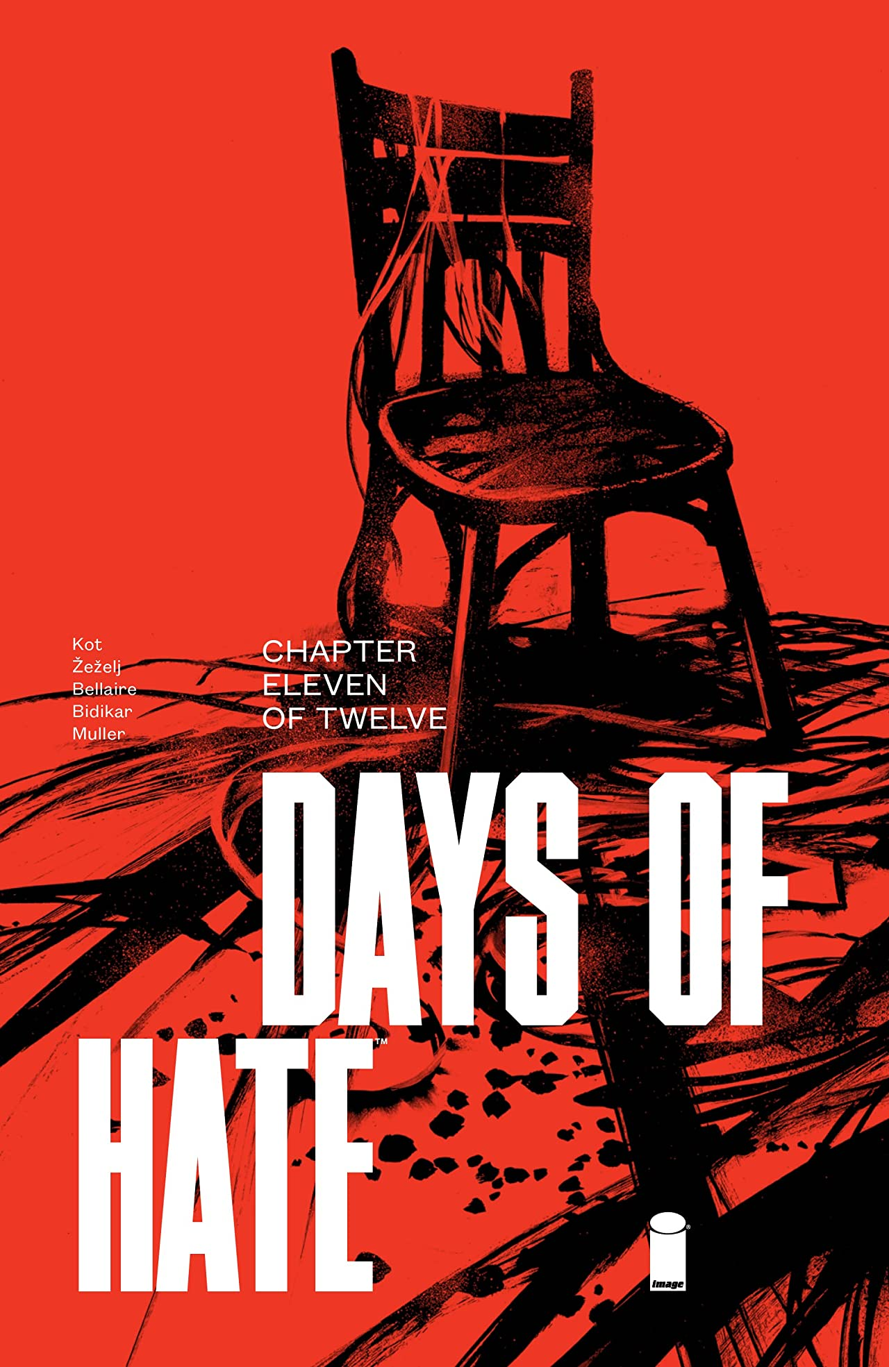 Days Of Hate No.11