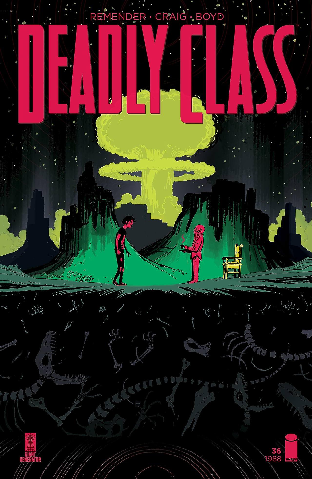 Deadly Class No.36