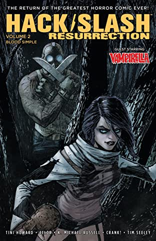 Hack/Slash: Resurrection Tome 2: Blood Simple