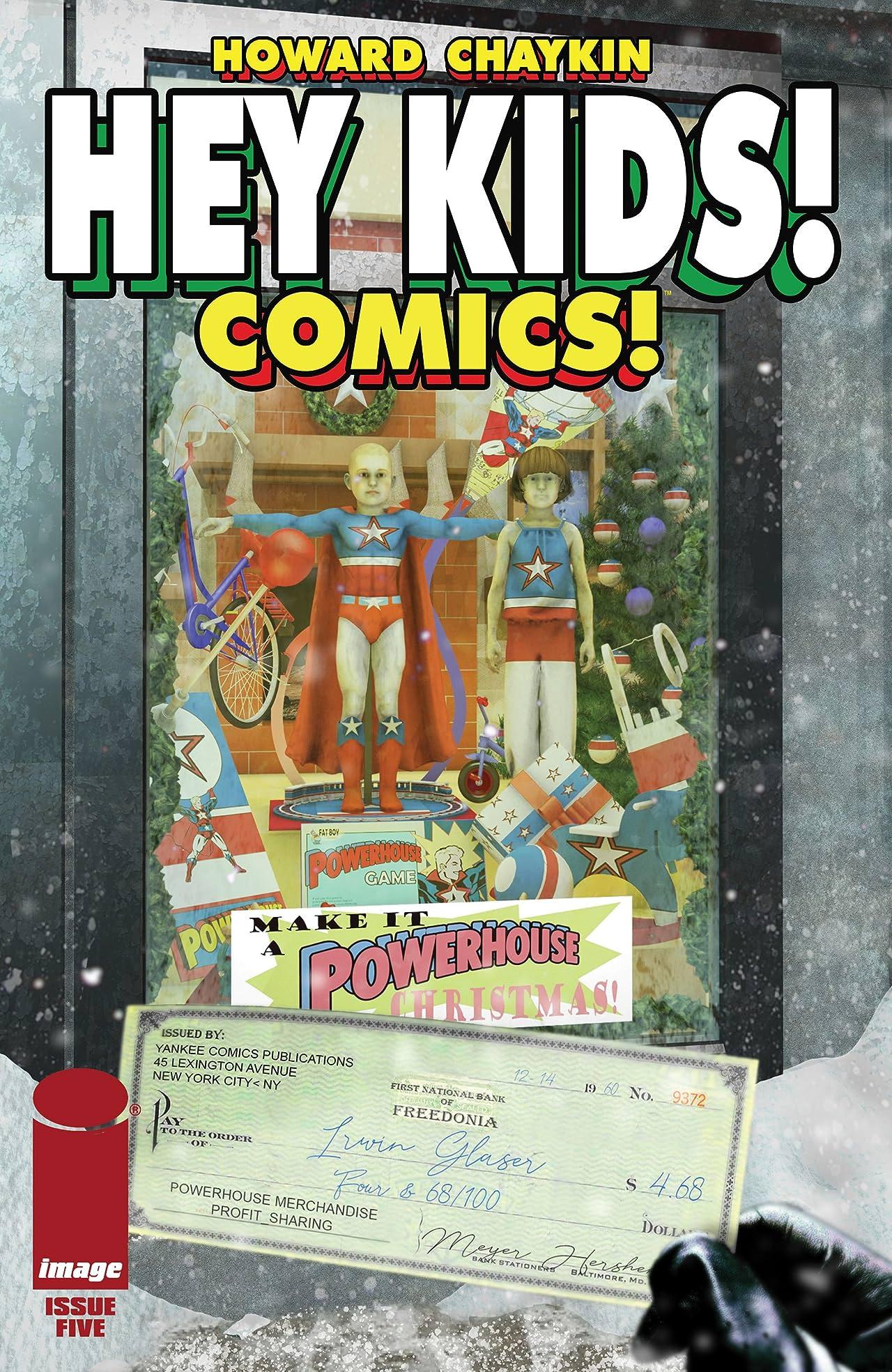 Hey Kids! Comics! #5
