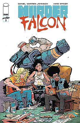 Murder Falcon #3