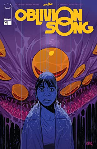 Oblivion Song By Kirkman & De Felici No.10