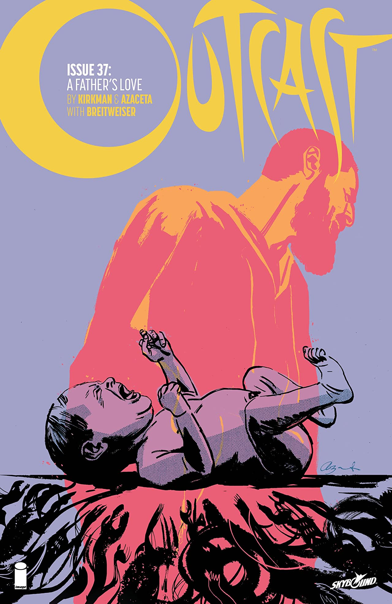 Outcast By Kirkman & Azaceta No.37