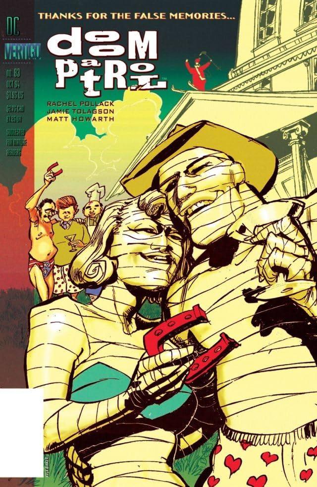 Doom Patrol (1987-1995) #83