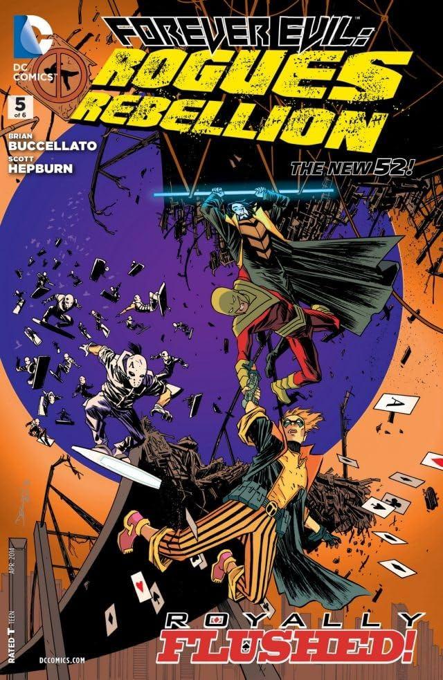 Forever Evil: Rogues Rebellion (2013-2014) #5