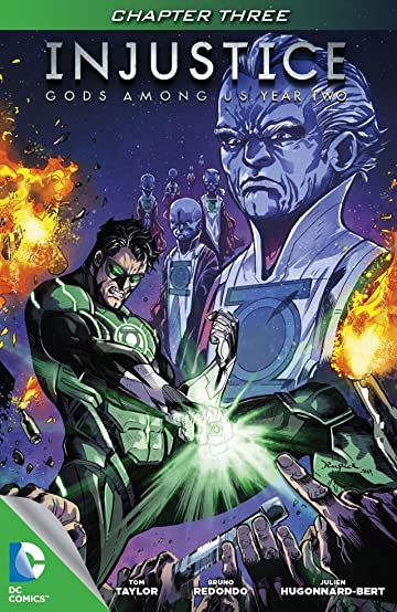Injustice: Gods Among Us: Year Two (2014-) #3