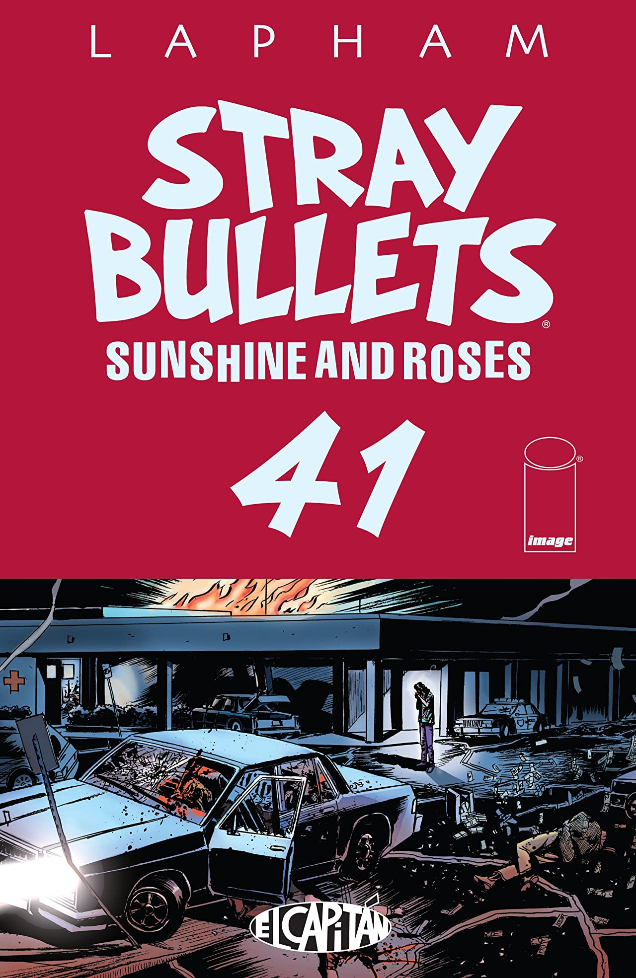 Stray Bullets: Sunshine & Roses No.41