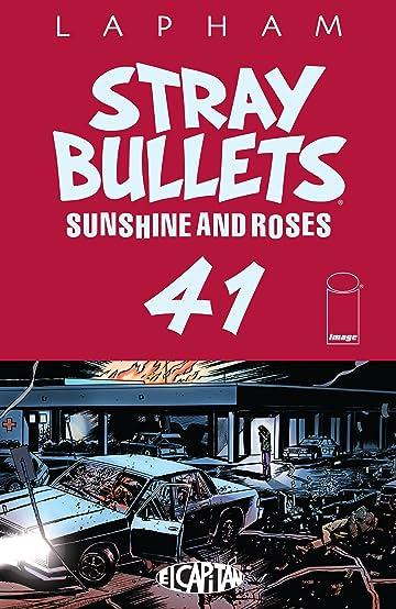 Stray Bullets: Sunshine & Roses #41