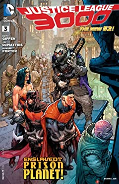 Justice League 3000 (2013-2015) #3
