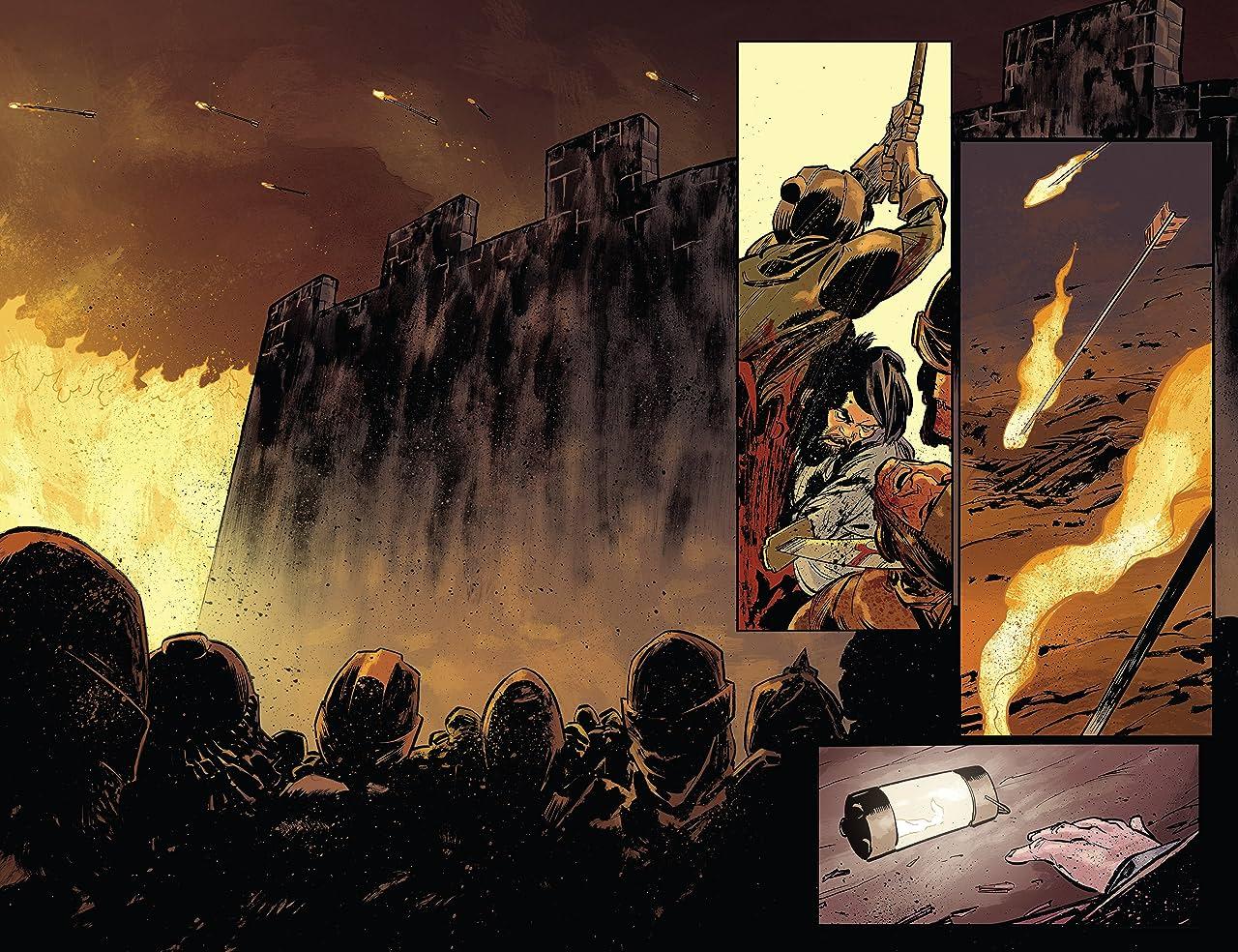 The Last Siege #7