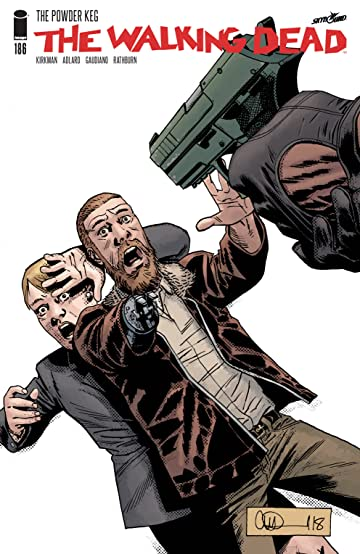 The Walking Dead #186