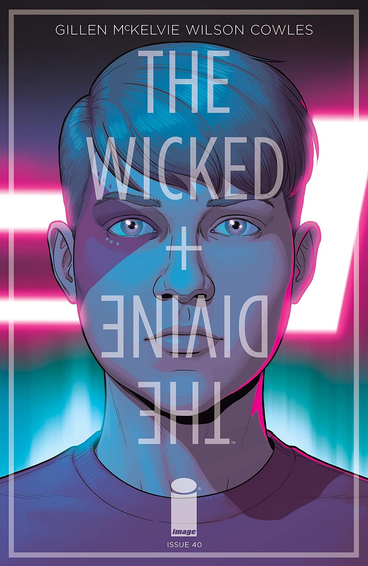 The Wicked + The Divine No.40